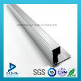 Profilo di alluminio più poco costoso dell'espulsione di prezzi di fabbrica 6063 con anodizzato