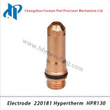 Electrode 220.181 pour Hpr 130 Plasma Cutting Torch Consommables 130A