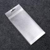 투명한 플라스틱 PVC 수송용 포장 상자를 접히는 작은 장방형
