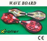 2 Rad-PlastikSkateboard-Straßen-surfender Vorstand-Skateboard
