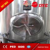 serbatoio di putrefazione della macchina della birra 3000L e serbatoio luminoso della birra