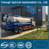 Dongfeng 4X2 5м3 погрузчика распыления воды/разбрызгивающие