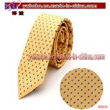 Corbata de seda de la Escuela de poliéster lazos Neckwear Accesorios de cable (B8006)
