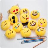 Emoji 10cm Plush Hot Sale Tricot doux farce à broche