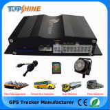 El sensor de combustible de la cámara vehículo Tracker GPS con acceso gratuito a la plataforma de rastreo