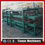 L'ENV colorent la chaîne de production composée de panneau de tuile de sandwich en aluminium en acier
