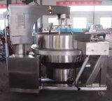 Inclinação com camisa de aquecimento elétrico Panelas