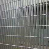 Fluss-Stahl (kohlenstoffarmer Stahl) oder Edelstahl-Vergitterung