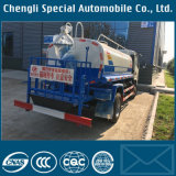 Dongfeng 4X2 5m3 물분사 트럭 또는 물뿌리개
