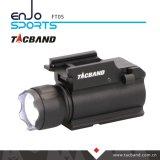 Lumière d'arme compacte pour Picatinny, Creed LED, aluminium