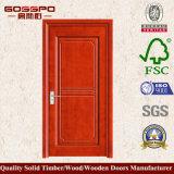 Spätester Entwurfs-einzelne Blatt MDF-Furnier-Blatttür (GSP8-001)