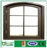 Örtlich festgelegtes und Flügelfenster-Aluminiumfenster u. Tür (PNOCH01)