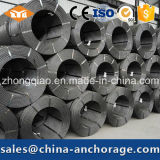 Filo d'acciaio dei collegare del calcestruzzo rilevato in anticipo 7 con concentrazione ad alta resistenza