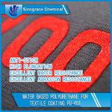 Вода - основанный полиуретан для покрытия тканья (PU-401)