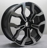 Ruedas de 18 pulgadas negro ruedas coche 5x112
