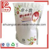 Saco de plástico de pé do malote para o líquido/alimento/empacotamento Nuts