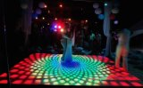 2017년 RoHS 세륨 증명서 넓은 응용 LED 디지털 LED 댄스 플로워