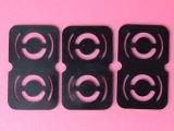 OEM het Uitstekende Diafragma van de Pomp van de Lucht van de Elasticiteit EPDM Zwarte Rubber