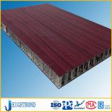 Красивейшие деревянные панели сота зерна HPL алюминиевые для украшения шлюпки