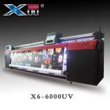 Крен Xuli X6-6000UV для того чтобы свернуть UV рекламировать & печатание цифров