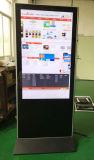 42, 55, - doppio contrassegno di Digitahi degli schermi di pollice, facente pubblicità al giocatore, visualizzazione dell'affissione a cristalli liquidi