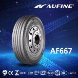 Neumático chino 315/80r22.5 del precio TBR del neumático del carro de la marca de fábrica del grupo de Aufine el mejor
