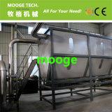 Attrezzatura/impianti/riga/macchina di lavaggio della pellicola di agricoltura del LDPE del PE pp