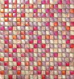 Mosaico del vidrio y de la piedra (VMS8138, 300X300m m)