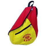 Alça a tiracolo Linga Saco de viagem com o design do Cliente Sacola grande de lazer com alça a tiracolo para promoção