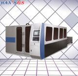 La potencia grande viene de la cortadora del laser del GS de 2000W Han