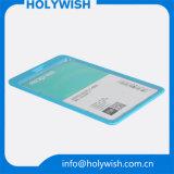 Les titulaires de cartes les plus chauds en plastique dur pour les cordons