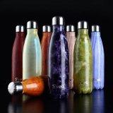 бутылка спортов воды вакуума стены двойника нержавеющей стали 500ml (SH-ST17)