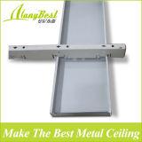 Sistema del soffitto del deflettore del metallo dell'alluminio 2017 per l'edificio di Commerical