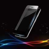 iPhone 7/6のための十分に覆われた電話ガラスフィルムを切り分ける3D風邪