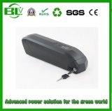 Batteria di litio di Downtube Ebike dello ione di Hailong Samsung 24V Li 8ah con BMS
