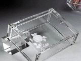 mensola acrilica della cremagliera del basamento per visualizzazione