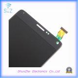 Samsung Note4 N9100 LCDのギャラクシーノート4のためのタッチ画面LCD