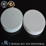 Piastrina di ceramica dell'allumina per il refrattario della fornace 1800c di vuoto