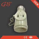 Heb Vele Soorten E27 de Materiële Elektrische Lamphouder van Bakeliter