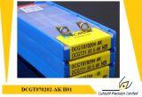 Korloy Cnmg160608 Hm  Nc3020 맷돌로 가는 공구 탄화물 삽입을%s 맷돌로 가는 삽입
