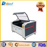 1390 9060 máquina de estaca do laser do CO2 do CNC de 80W 100W para a indústria acrílica da decoração do PVC