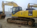 판매 가 준비되어 있는 일본 굴착기 Komatsu 사용된 PC400-7 굴착기