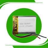 502533 3.7V 370mAh Li-Polymer-Plastik Batterie mit Sport-Armband