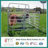 Bétail en acier de bétail clôturant la grille de frontière de sécurité de yard de bétail de panneau/cheval