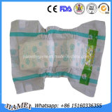 Fabbrica Supply Soft Paper Baby Diaper con Factory Price
