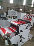 Marbetes y etiquetas máquina que raja
