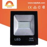 Novo Tipo de iluminação LED 70W 100W Projector LED para campos de desporto