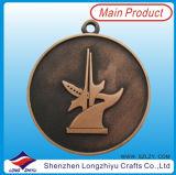 Modo Metal Souvenir Medal per Kids con Match Color Medal Hanger