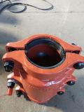 Pinça de reparo de tubos P110, acoplamento de reparo de tubos, luva de reparo de tubos para PE, tubo de PVC, reparo rápido de tubulação vazada