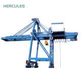 Hercules 3t les grues de pont 10m de la rampe les grues de pont